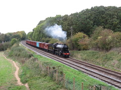 IMG_2237 (JIsaac92) Tags: greatcentralrailway gcr autumn steam gala 70 years 1948 locomotive exchange trials b1 1264 1251 oliver bury lner class