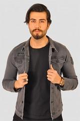 Erkek Gri Kot Ceket (pintipantercom) Tags: erkekgiyim kot kotceket grikotceket erkekkotceket erkekgrikotceket jeans jacket jeansjacket onlinealışveriş onlineshopping shopping fashion mensfashion