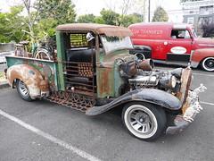 RatTruck (bballchico) Tags: ratrod rattruck rusty krusty old pickuptruck blacktoprebelscarshow carshow