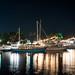 boat pier in Parga