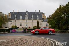 20181007 - Porsche 911 Carrera S - S(4132) - CARS AND COFFEE CENTRE - Chateau de Longue Plaine (laurent lhermet) Tags: carreras carrera chateaudelongueplaine domainedelongueplaine porsche911carrera porsche porsche911 sel18105f4 sonya6000 sony sonyilce6000