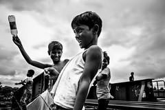 Crazy Childhood (A t i k R a h m a n) Tags: lifestyle bangladesh childhood nikon balckandwhite