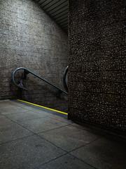 R0069978 (seba0815) Tags: ricohgrdiv color streetphotography architecture mood underground stairs concrete city urban emptyspace seba0815 moood minimal minimalistic