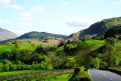 Ness Brow A591, May 2018 (4) (Janpram) Tags: a591 nearkeswick nearnaddle lakedistrict walkinglandscape englishlandscape britishlandscape landscape countryside englishcountryside britishcountryside england britain trees mountainside mountains nature summertime