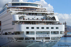 MS Columbus (blinker1990) Tags: schiff ship hafen wasser water columbus atlantik big passangers
