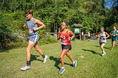 FLO05955 (chap6886@bellsouth.net) Tags: running run race girls boys team trees lake athletes action athletics america xc 5k highmiddleschool highschool