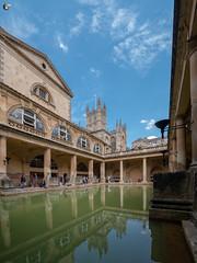 Roman Bath (dieLeuchtturms) Tags: römisch 3x4 europa antike grosbritannien england somerset bath classicalantiquity europe greatbritain roman vereinigteskönigreich gb