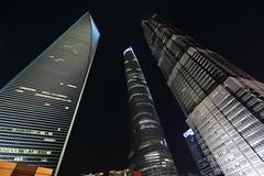 Pudong Lujiazui (RH&XL) Tags: oriental pearl tower shanghai pudong lujiazui bund china world financial center