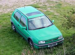 N116 SOE (Nivek.Old.Gold) Tags: 1995 volkswagen golf gti colour concept 3door 1984cc