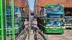 IMG_4807 (Electric-ian Russell) Tags: elements hucknall nottingham bus nottinghamvehicleheritagecharity buses danelec nhvc portlandroad