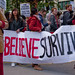 Protesting Brett Kavanaugh Chicago Illinois 10-4-18 4349