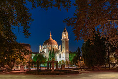 Madrid, en algún lugar (juapero) Tags: madrid el retiro noche night nocturna juapero