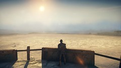 Mad Max_20181012203057 (Livid Lazan) Tags: mad max videogame playstation 4 ps4 pro warner brothers war boys dystopia australia desert wasteland sand dune rock valley hills violence motor car automobile death race brawl scenery wallpaper drive sky cloud action adventure divine outback gasoline guzzoline dystopian chum bucket black finger v8 v6 machine religion survivor sun storm dust bowl buggy suv offroad combat future
