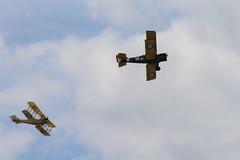 IMG_5223 (routemaster2217) Tags: clactononsea clactonairshow clactonairshow2018 airshow airdisplay aviation aircraft aeroplane bremontgreatwardisplayteam biplane triplane wwi worldwarone worldwar1 greatwar