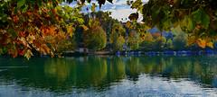 eglisau_12_22102016_15'34 (eduard43) Tags: 2016 herbst stimmung mood fluss river rhein rhine autumn