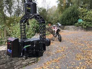Bluefin TV - Specialist Filming Polecam Long Head