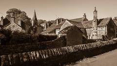 Old Glossop (Maria-H) Tags: village buildings oldglossop glossop highpeak derbyshire peakdistrict uk olympus omdem1markii panasonic 1235