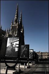 Cathédrale (Jean-Louis DUMAS) Tags: perspective church église cathédrale town ville bordeaux hdr