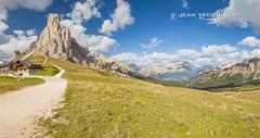 Col de Giau, Dolomites, Italy - Passo Giau, Dolomiti, Italia ( Jean-Yves JUGUET ) Tags: dolomites dolomiti mountain coldegiau passogiau giaupass italie italia italy