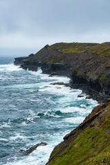 donegal point (johnoreillydesign) Tags: wildatlanticway atlantic ireland clare donegalpoint ocean