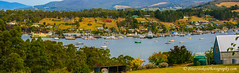 Kettering, Tasmania (Peter.Stokes) Tags: australia australian colour landscape nature outdoors photo photography boat boats sailing water kettering tasmania