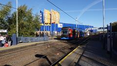 18i698_Carbrook (Felixjaz) Tags: carbrook supertram 2018 399203 2a38 class399 tramtrain tram stagecoach