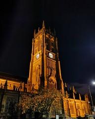 Leeds Minster (marklewis35) Tags: leeds church minster huawei huaweip20pro night parish