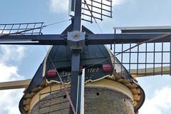 Molen« Den Haas » (big moustache) Tags: windmolen moulin windmill zierikzee zeeland zélande nederland netherlands paysbas
