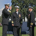 NAVFAC HQ Change of Command - October 2018