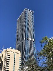 Panorama Tower Brickell (Phillip Pessar) Tags: panorama tower brickell building architecture miami downtown