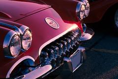 Shine on you crazy diamond (Greg David) Tags: vette corvette chevy chevrolet 1958 1958corvette classiccars classic american car auto