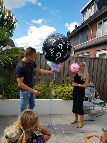 Gender Reveal Party Ballon