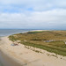 Aeriel view of Ameland beaches