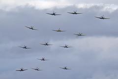 7386 Spitfire Balbo (photozone72) Tags: duxford iwmduxford spitfire warbirds wwii canon canon7dmk2 canon100400f4556lii 7dmk2 airshows aircraft airshow aviation