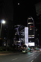 Bowmans Building (Rckr88) Tags: sandton johannesburg southafrica south africa city cities buildings building street streets road roads architecture tower towers skyscrapers skyscraper sky skyline night nights light lights bowmans bowmansbuilding