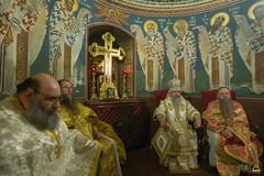 013. Божественная литургия в Киккском монастыре 03.11.2018