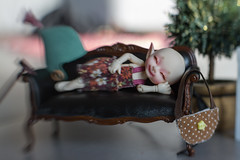 Tiny is back... (Martoola) Tags: realpuki fairyland doll bjd tiny pupu realpukipupu