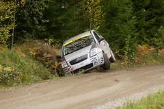 Citroen crash (PetuPictures) Tags: citroen rally car cars rallycar rallysport motorsport finland pentax sigma sports road forest