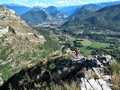 2018 - Ariege_20180917_0225 (Hanzlers Warped Visions) Tags: lavoiedesperestranquilles ariege france climbing rockclimbing rock rocky adventure outdoors outside ipswichmountaineeringclub ipswichmc ipswichimc summitviews top comtédefoix occitanie