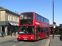 Harrogate Bus Co 2720 V69MOA Station Parade, Harrogate (1280x960) (dearingbuspix) Tags: transdev harrogatebuscompany transdevharrogatebuscompany 2720 v69moa