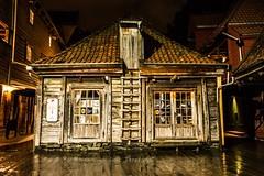 House of the dead (Loïc Tarasco) Tags: dead zombie halloween house unesco norway bryggen bergen