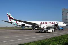 EI-GGR  A330-202  Air Italy (n707pm) Tags: eiggr airbus a330 330 airport airplane aircraft airline iss airitaly eidw dub collinstown ireland cn638 a7acf dublinairport iac 30102018