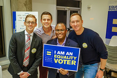 2018.11.05 Get Out The Vote GOTV, Washington, DC USA 07709