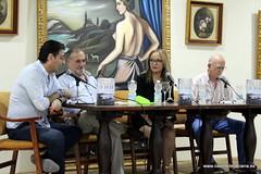 Presentación del libro del escritor rocianero Javier Martín Betanzos