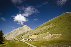Col du Noyer (Lolo_) Tags: dévoluy col noyer montagne hautesalpes france cloud nuage paysage refuge napoléon
