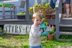 (fjvallejo) Tags: kid kids color summer canon 5d mark iv flowers