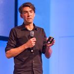 Matthias Henze - CEO bei Jimbo hält eine Rede auf dem Bits & Pretzels Festival 2018 thumbnail