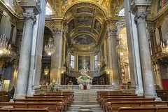 Genova (Txulalai) Tags: genova italia arquitectura monumento catedral cathedral church chiesa iglesia barroco travel sony sonyilce6000 sonya6000 sonyalpha6000