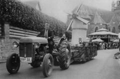 Char à la fête Saint-Louis en 1959