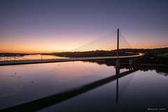 Pont de Plougastel (Kambr zu) Tags: boat brest bretagne erwanach finistere kambrzu landscape lumière marine radedebrest sea seascape sky tourism elorn pontalbertloupe plougasteldaoulas relecqkerhuon
